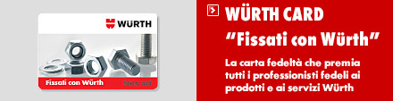 Würth Card